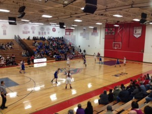 Ishpeming vs. Westwood