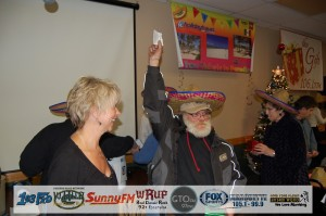 Phil Boyette from Gwinn won a trip to Mexico for his dream vacation from Holiday Travel and Great Lakes Radio