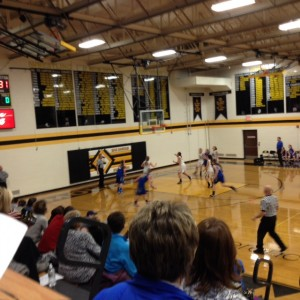 Ishpeming vs. Iron Mountain