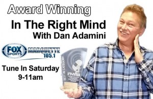 In The Right Mind with Dan Adamini