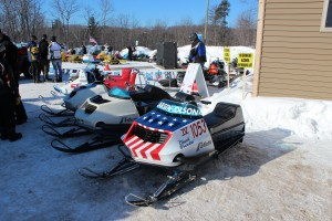 Antique and Vintage Snowmobile Show
