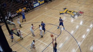 Ishpeming loses to Negaunee 36-53