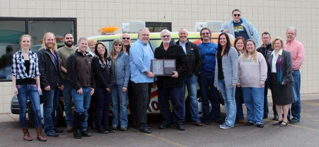 Sunny.fm is the 2015 Station of the Year in Michigan
