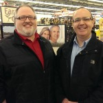 Major Discount was live at the Farm Bureau Insurance and Tractor Supply Co. Membership Event going on Saturday, March 21st, 2015 on Sunny 101.9 and 103.3 WFXD!