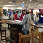 Gordon Mielke was live at the Escanaba Kiwanis Pancake Breakfast Home & Garden Show with Gwinn Furniture Outlet at the Ruth Butler Building in Escanaba, MI on 103.3 WFXD and 92.7 WRUP Escanaba, on Saturday, April 11th, 2015