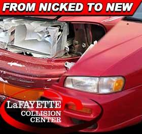 LaFayette Collision Center, Marquette, MI