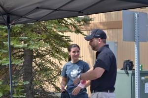 Honor Credit Union's Member Appreciation Cookout in Marquette