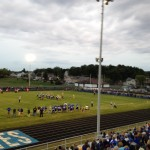 The Ishpeming Hematites defeat the Iron Mountain Mountaineers 14-7 on Friday, August 28th, 2015 on Real Classic Rock 98.3 WRUP and WRUP.com.
