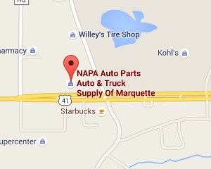 Call (906) 228-2700 for Automotive Parts and Services