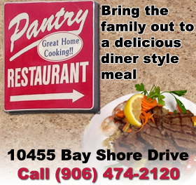 Rapid Rivers Newest Family Diner Style Restaurant is Open! Come in to the Pantry Restaurant and Truck Stop