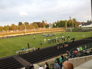 Your Ishpeming Hematites took on the Manistique Emeralds on Friday, September 4th, 2015, only on 98.3 WRUP and WRUP.com!