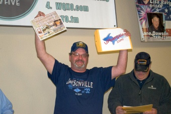 Great Lakes Radio Ultimate Cave Giveaway Winner Mike Kutchie