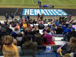 The Ishpeming Hematites defeat the Negaunee Miners 22-16 during Hematite Friday Night on Real Classic Rock 98.3 WRUP and WRUP.com.