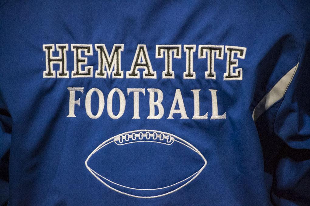 Hematite Football