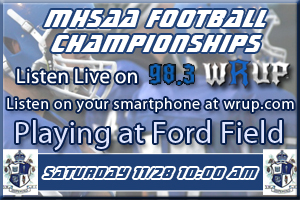 Listen Live or stream on your smartphone for all of the Hematites Football Action!