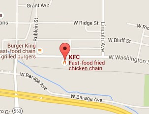 Find Kentucky Fried Chicken Near You - KFC in Marquette