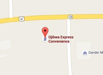 Ojibwa Express Convenience Store - 3475 W US-41 Marquette MI