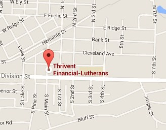 Thrivent Financial - 209 S. Main Street in Ishpeming Michigan