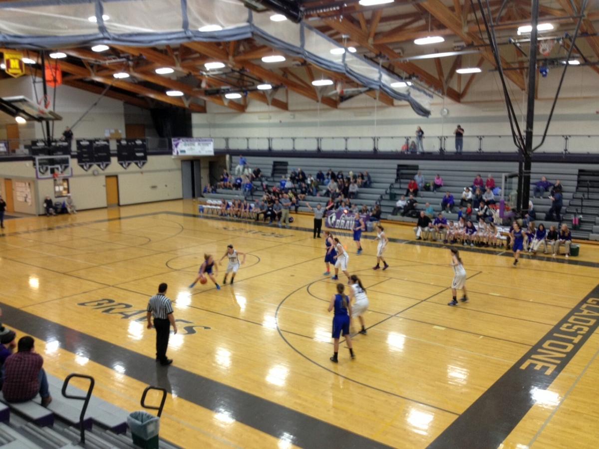 Ishpeming Hematites Girls Basketball (48) VS Gladstone ...