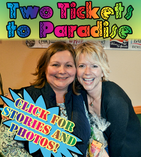 See Photos and Stories from the Two Tickets to Paradise Giveaway from Great Lakes Radio and Holiday Travel Vacations