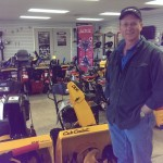 Mike at Four Seasons Small Engine can solve your snow problems