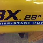 Cub Cadet's newest 3-stage blower