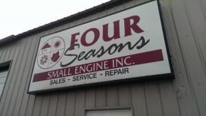 Four Seasons Small Engine in Escanaba