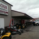 Stop in to talk to the small engine experts at Four Seasons Small Engines