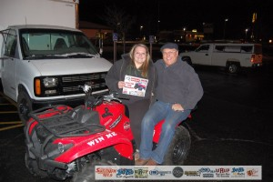 Congrats, Josie, on winning a brand new Kodiak 700 Ultramatic!