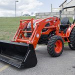 Another Kitoi Tractor brought out by Ward's from Dollar Bay