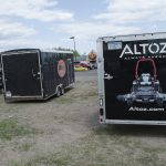 Four Seasons Small Engine and Altoz Precision Mowers are with us at Super One Foods Marquette