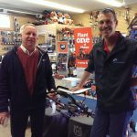 GLR Sales Rep Jerry with the Factory Representative Jim Bondy