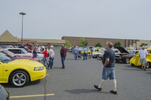 the 2016 Catch the Vision Car Show