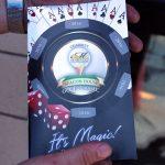 Celebrity Golf Brochure