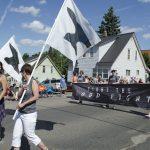 Northiron Church Flags