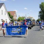 Lowell Larson for Sheriff Banner
