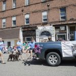 The Negaunee Veterinary Clinic and some of their animals!