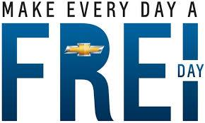Visit FREI Chevy in Marquette