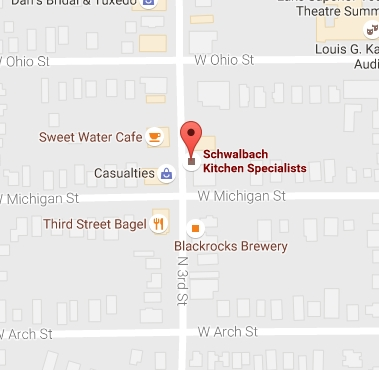 Visit Schwalbachs in Marquette with Google Maps