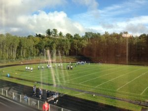 The Ishpeming Hematites defeated the Westwood Patriots 30-0 on Real Classic Rock 98.3 WRUP and WRUP.com