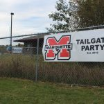 The first official MSHS Tailgate Party.