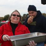 Thanks to all of the helpers that made the tailgate possible.