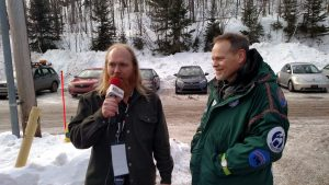The 2017 U.P. 200 Coverage from Marquette, Michigan on the Great Lakes Radio, Inc. Network.