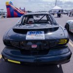 Our sister station sponsors two cars out at Sands Speedway!