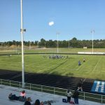 Ishpeming Hematite Football pregame action VS Iron Mountain Mountaineers