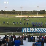Ishpeming Hematite Football second quarter action