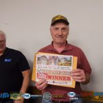 Congratulations to Dennis Sippola from Ishpeming.