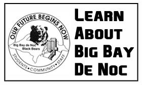 Keep up with Big Bay Schools