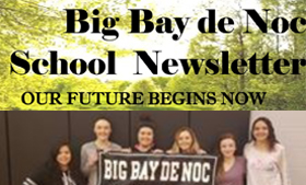 The Big Bay de Noc School Newsletter