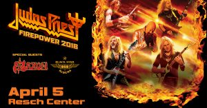Win Judas Priest Tickets with WRUP 98.3 and 92.7